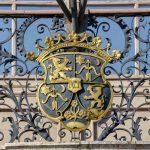 Escudo Palacio de Gödöllö
